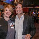 Michelle Winters and Rob Simonds.