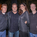 Shawn and Patrick Kelly, Tammy Wilson and Sam Feller.