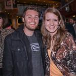 Ryan Olexa and Courtney Schisler.