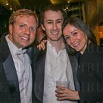 Jon Mueller, Chris Reid and Brittany Foster.