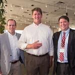 Michael Broome, Scott Dyer and Chris Jones.