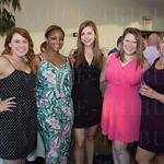 Sarah Hughes, Candice Bentley, Liz Veasey, Kelli Piell and Sarah Huyck.