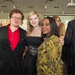 Michael Koprucki, Kathleen Denhard and Marily Black.