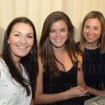 Kristi Matthews, Ashton Napier and Jill Luckett.