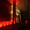 Lucite Reception - Red