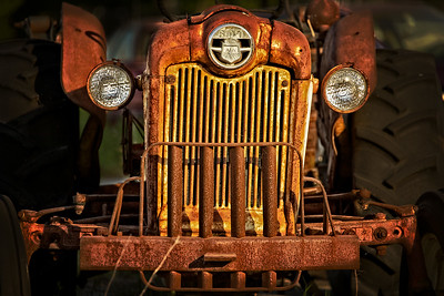 600 Ford Tractor