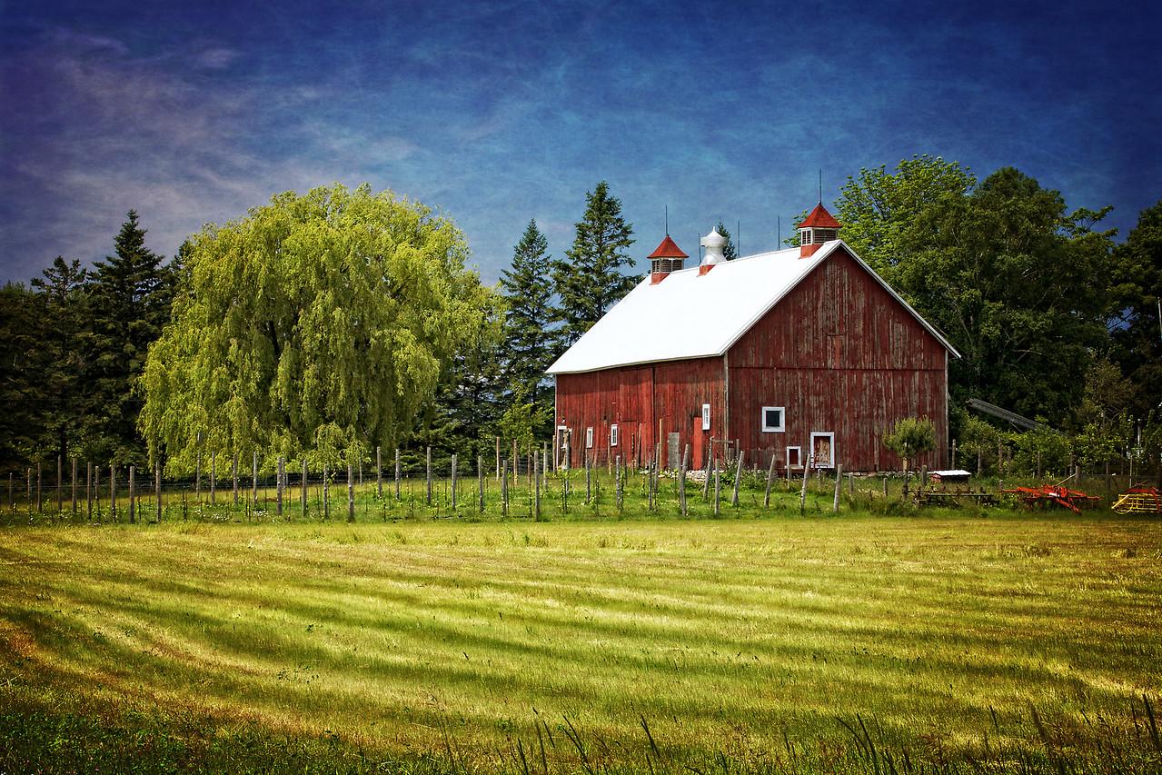 Wisonsin Farm and Field
