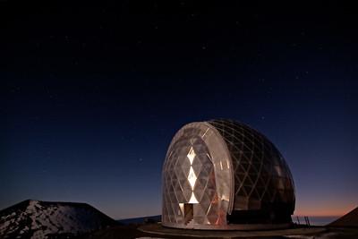 Maunakea-Observatory