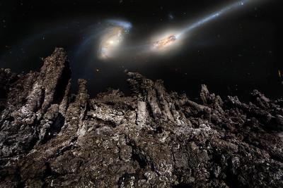 Mono Lake Hubble