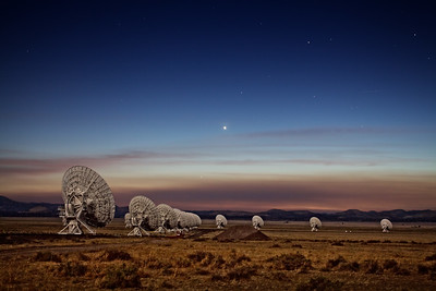 Venus Rising at the VLA