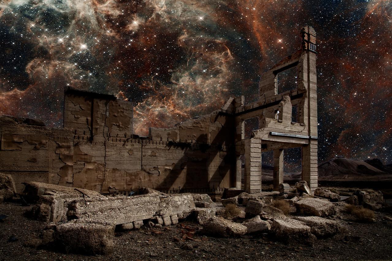 Ryolite Hubblescape