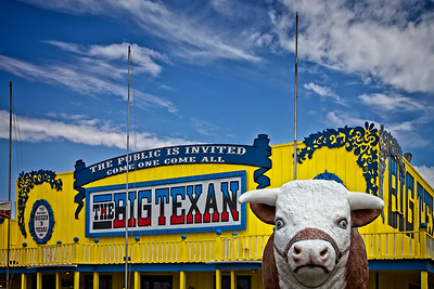 The Big Texan Rt 66