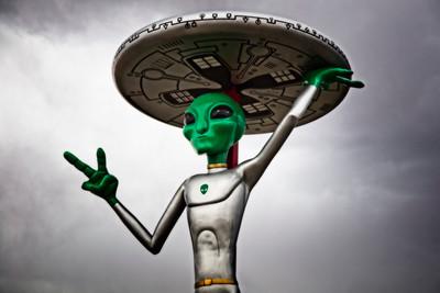 Alien Baker Mojave