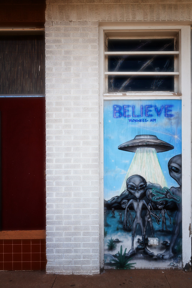 Believe Roswell NM