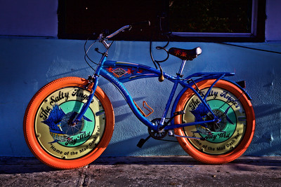 Key West Salty Angler Bike