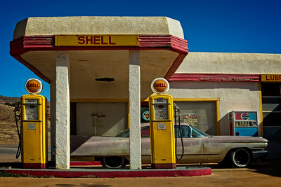 Lowell Shell Station 4