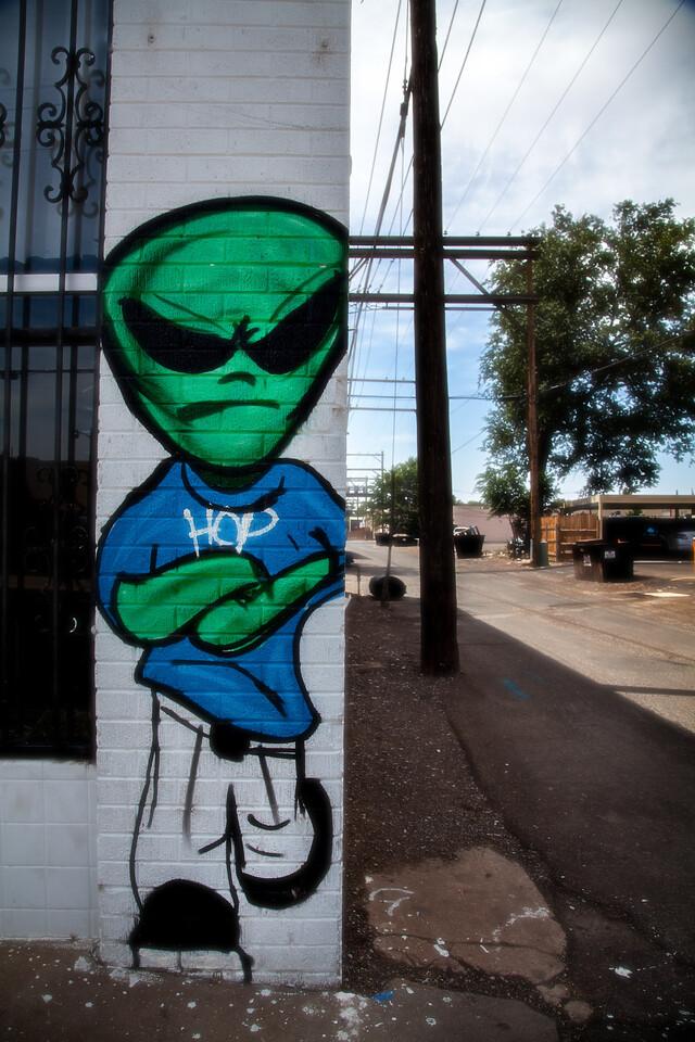 Alien Running
