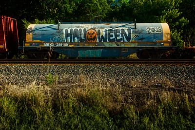 Holloween Train