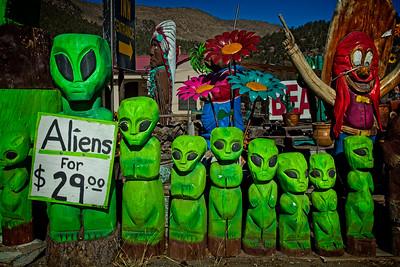 Aliens For Sale