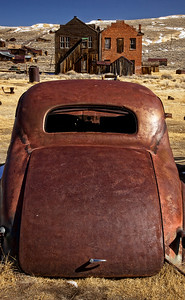 Ghost Town Coupe