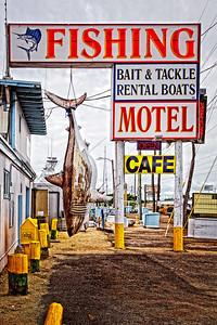 Islamorada Fishing Dock