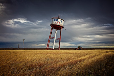 Leaning Water Tower Groom Texas RT66