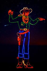 Wendover Will starry night