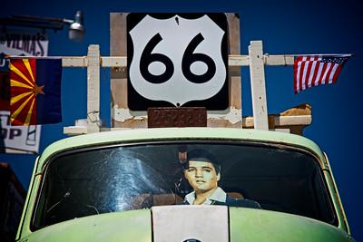 Elvis Rout 66