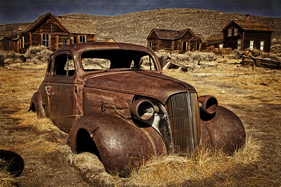 Rusty Bodie Coupe