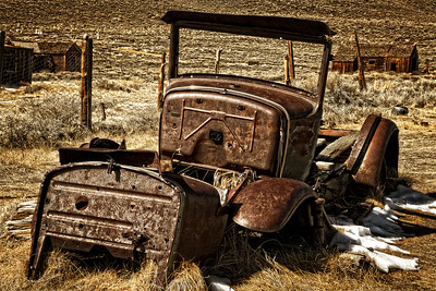 Bodie Rusty Gold 7