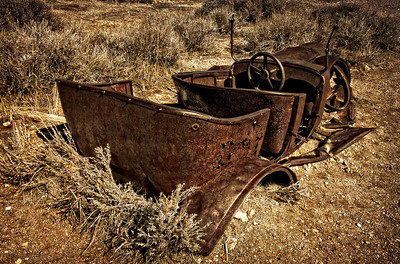 Bodie Rusty Gold 5