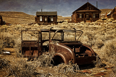 Bodie Rusty Gold 11