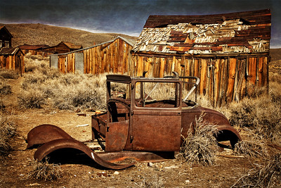 Bodie Rusty Gold 6