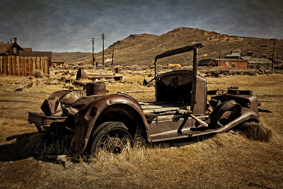 Bodie Rusty Gold 9