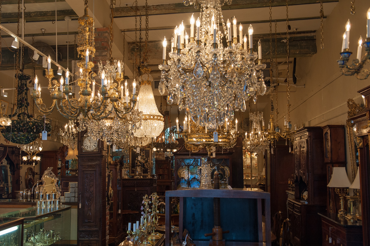 Need a chandelier?