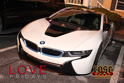 Love Fridays @ Rose Bar 06/23/17