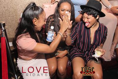 Love Fridays @ Rose Bar 06/30/17