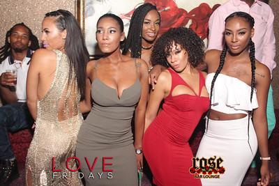 Love Fridays @ Rose Bar 07/07/17