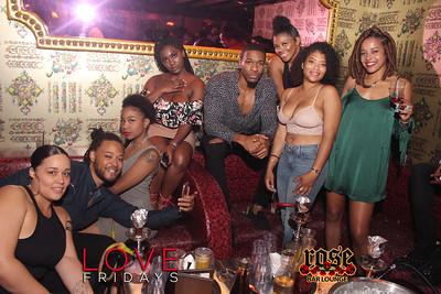 Love Fridays @ Rose Bar 07/14/17