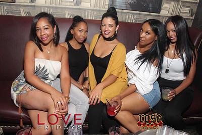 Love Fridays @ Rose Bar 07/21/17