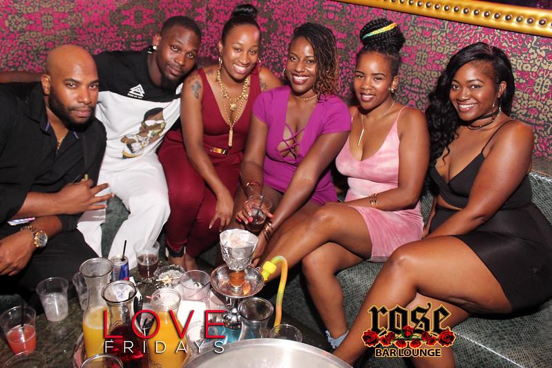 Love Fridays @ Rose Bar 08/18/17