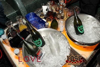 Love Fridays @ Rose Bar 10/13/17