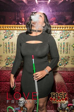 Love Fridays @ Rose Bar 12/09/16