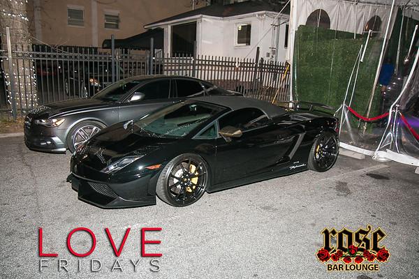 Love Fridays @ Rose Bar 2/24/17