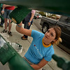 The third annual Love Fullerton, a citywide service day where volunteers work on various projects to improve the city.