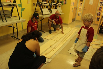 Boys and Girls Club- Painting
