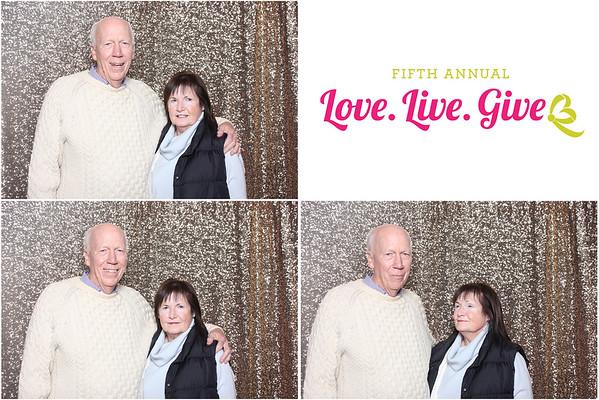 Love Live Give 2018