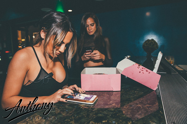 Emily Sears Birthday @ Love + Propaganda 11/09/2017