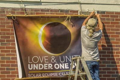 Love & Unity Under One Sun - Solar Eclipse Celebration - Hadley Park, Nashville 8/21/17