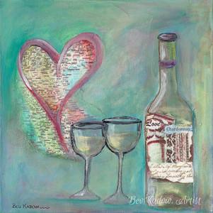 Chardonnay (Love Chardonnay) (Love Wine Series)